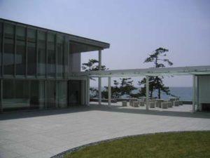 神奈川県立近代美術館・葉山館